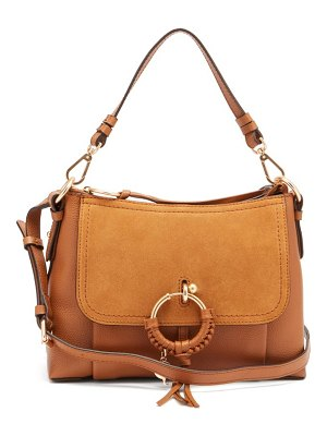 See By Chloe joan small leather cross-body bag