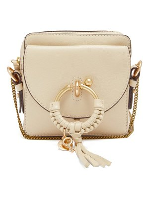 See By Chloe joan square mini leather cross-body bag