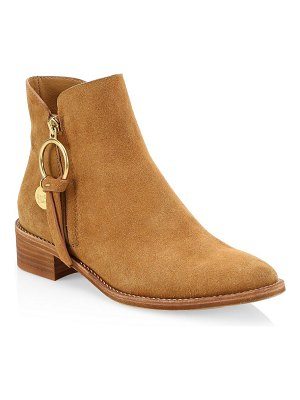 See By Chloe louise suede flat boots