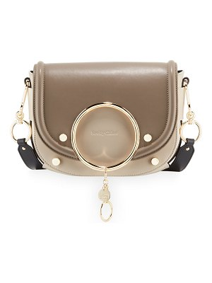 See By Chloe Mara Leather Shoulder Bag