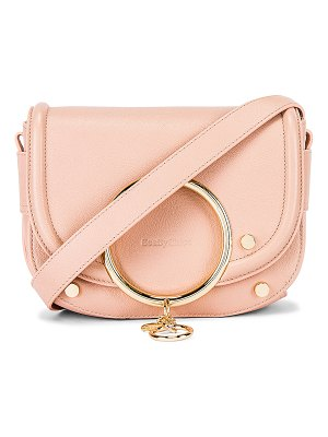 See By Chloe mara medium leather shoulder bag
