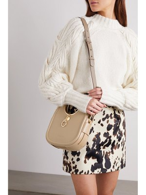 See By Chloe mara small textured-leather tote