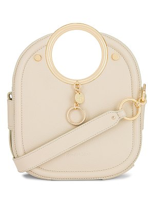 See By Chloe mara small tote leather bag