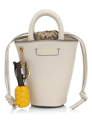 See By Chloe mini cecilia drawstring bucket bag