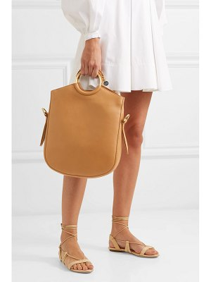 See By Chloe monroe textured-leather tote