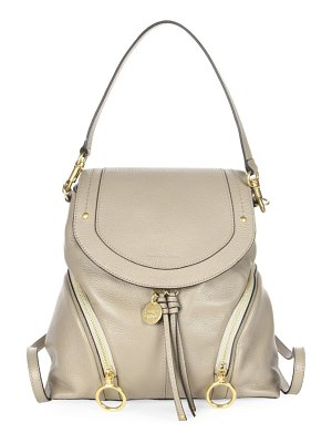 See By Chloe olga large leather backpack