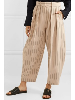 See By Chloe pinstriped twill pants