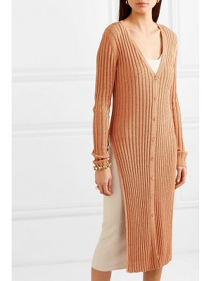 See By Chloe ribbed-knit cardigan