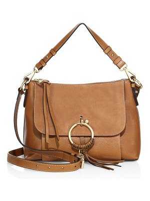 See By Chloe small joan leather shoulder bag