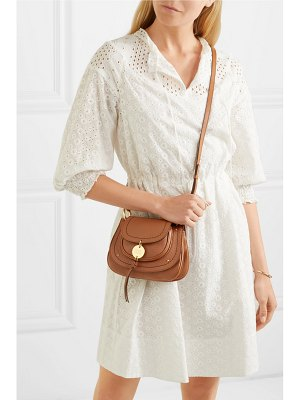 See By Chloe susie mini textured-leather shoulder bag