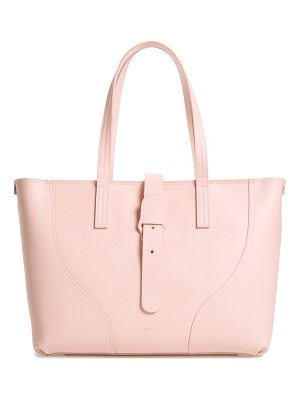 Senreve voya pebbled leather tote