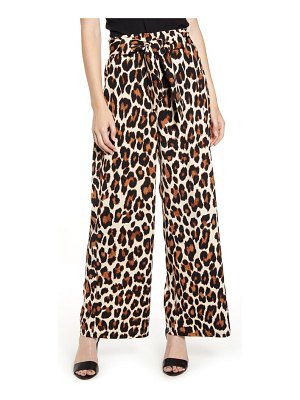 Sentimental NY belted paperbag waist pants
