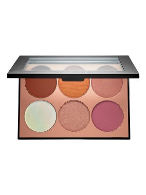 SEPHORA COLLECTION Contour Blush Spice Market Blush Palette 5 X