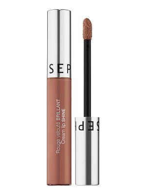 SEPHORA COLLECTION Cream Lip Shine Liquid Lipstick 01 Surnatural Blush 0.169