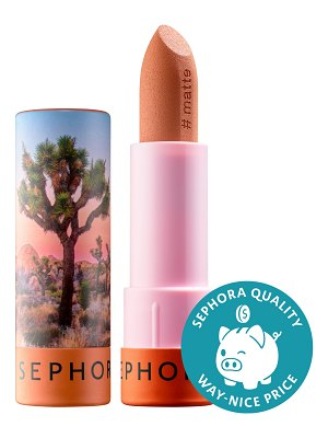 SEPHORA COLLECTION #LIPSTORIES Natural Wonders Lipstick 73 Desert Dreaming