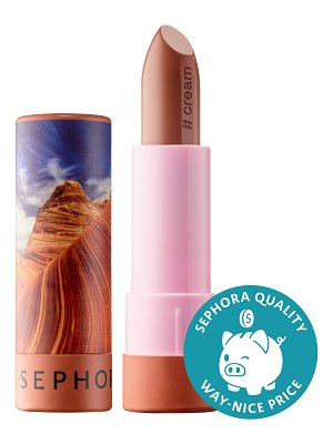 SEPHORA COLLECTION #LIPSTORIES Natural Wonders Lipstick 74 Off the Grid