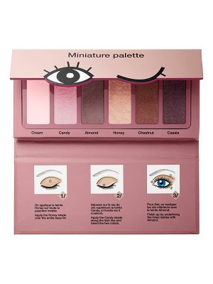 SEPHORA COLLECTION Miniature Palette Donut Shades Collection 6 x