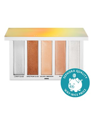 SEPHORA COLLECTION Sephora PRO Dimensional Highlighting Palette Warm 5 x