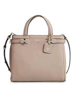 SERAPIAN MILANO small meline evolution leather bag