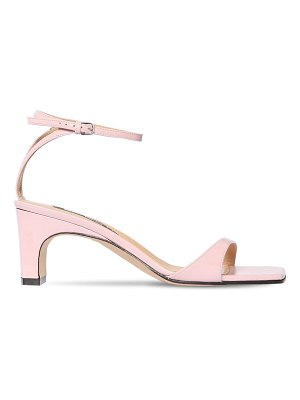 Sergio Rossi 60mm patent leather sandals