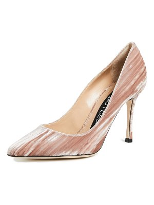 Sergio Rossi godiva high heel pumps
