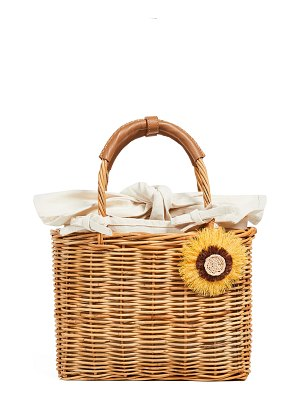 Serpui Marie isadora wicker basket