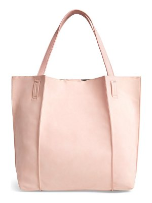 Shiraleah blair faux leather tote