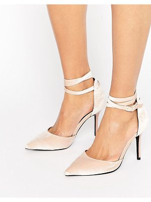 SHOELAB Shoelab Tie Ankle Court Shoe