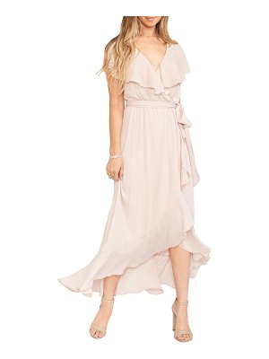 Show Me Your Mumu jess ruffle maxi dress