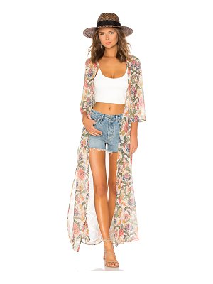 Show Me Your Mumu Kamryn Cape