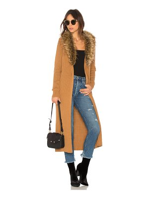 SHOW ME YOUR MUMU Lombardi Long Cardigan
