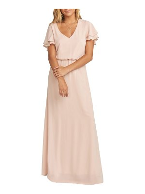 Show Me Your Mumu michelle maxi dress