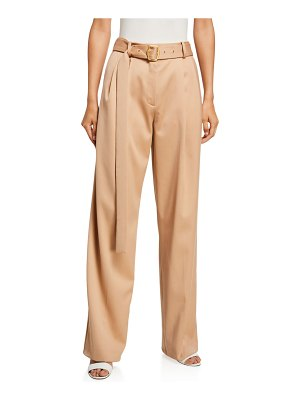 Sies Marjan Wool High-Rise Pants