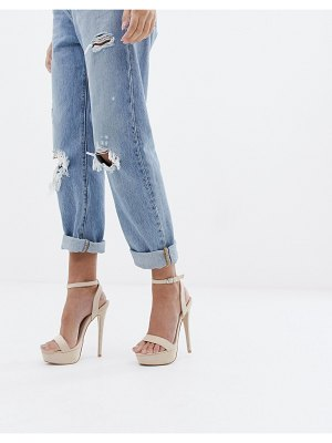 SIMMI Shoes simmi london scandal platform heeled sandals