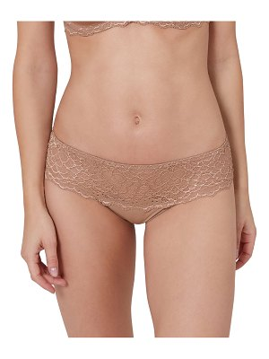 Simone Perele Caresse Lace-Trim Boyshorts