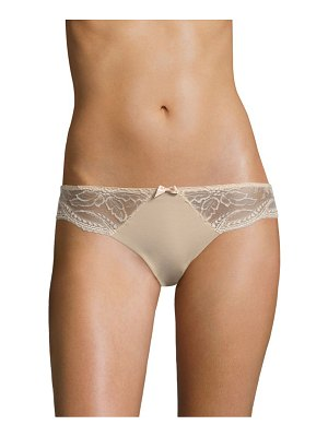Simone Perele eden low-rise lace insert brief