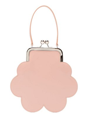 Simone Rocha flower leather cross-body bag