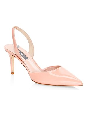 SJP by Sarah Jessica Parker bliss patent leather slingbacks