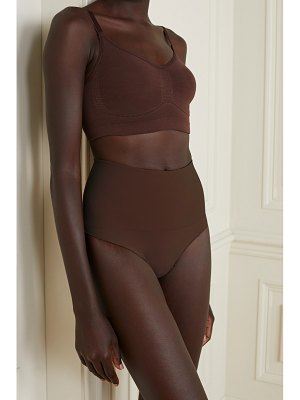 SKIMS core control thong - cocoa