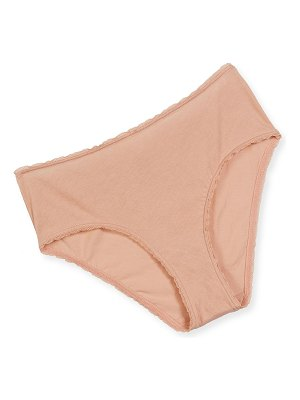 SKIN Lola Organic Cotton Boyshort Briefs