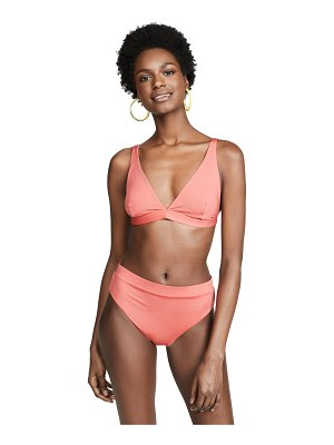 SKIN the dion bikini top