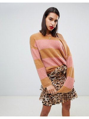 Sofie Schnoor stripe knitted sweater
