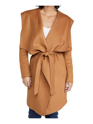 Soia & Kyo samia wool coat