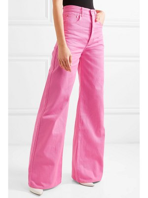 SOLACE London nora high-rise wide-leg jeans