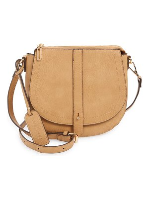 Sole Society abra faux leather crossbody bag