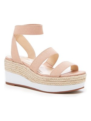 Sole Society aven platform wedge sandal