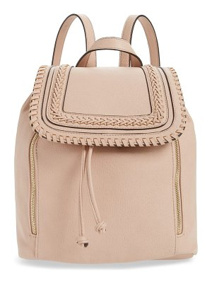 Sole Society destin faux leather backpack