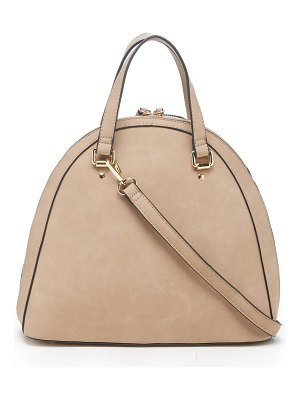 Sole Society dwani faux leather satchel