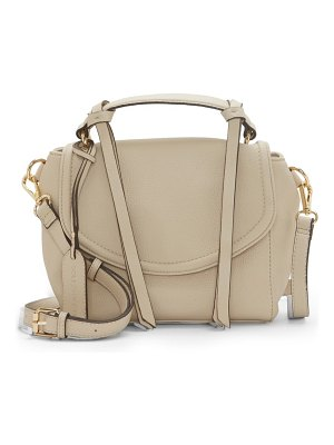 Sole Society eban faux leather crossbody bag