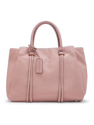 Sole Society eban faux leather satchel